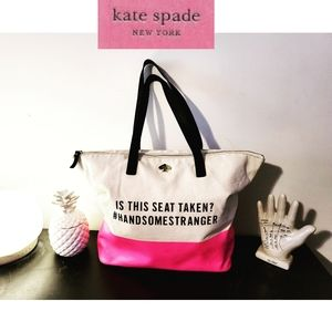 Auth. Kate Spade ♠️ Call To Action 🎬 Handsome